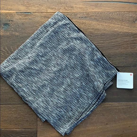lululemon athletica Accessories - NWT Lululemon Vinyasa Scarf In Foulard Tweed
